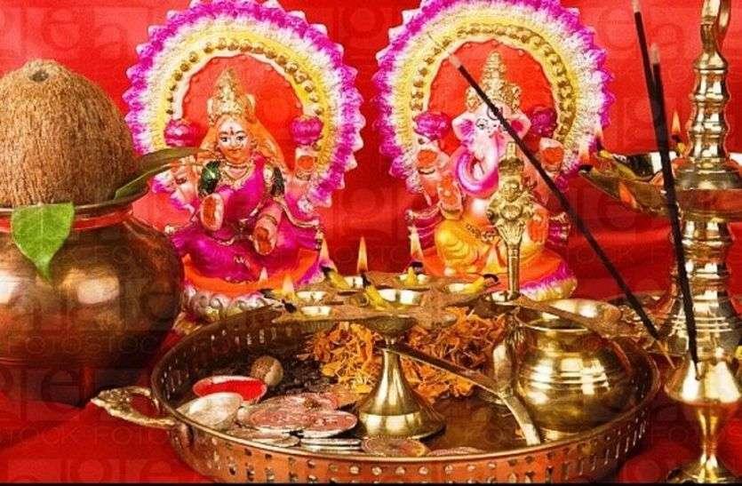 Diwali celebration: दीपोत्सव की रोशनी से जगमगाए घर-आंगन
