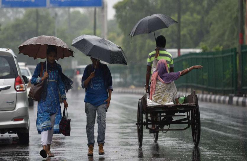 Delhi में बारिश के बाद प्रदूषण से मिली राहत, जाने अगले दो दिनों तक कैसा रहेगा मौसम का हाल?