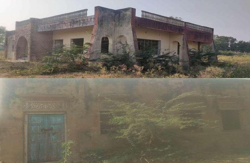 करोड़ों की संपदा का कोई नहीं रखवाला, मयखाने में बदल गई कई सरकारी इमारतें