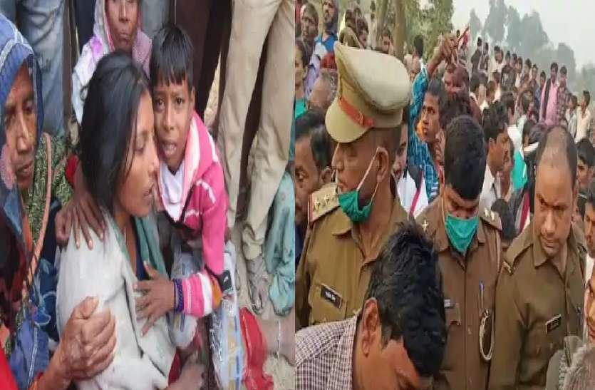 तंत्र-मंत्र के चक्कर में दिवाली की रात 6 साल की मासूम की निर्मम हत्या, शरीर के कई अंग भी निकाले