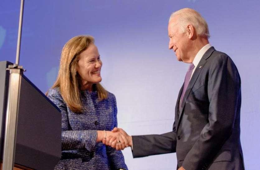 मिशेल फ्लॉरनॉय बिडेन सरकार में बन सकती हैं अमरीका की पहली महिला रक्षा मंत्री, रेस में सबसे आगे