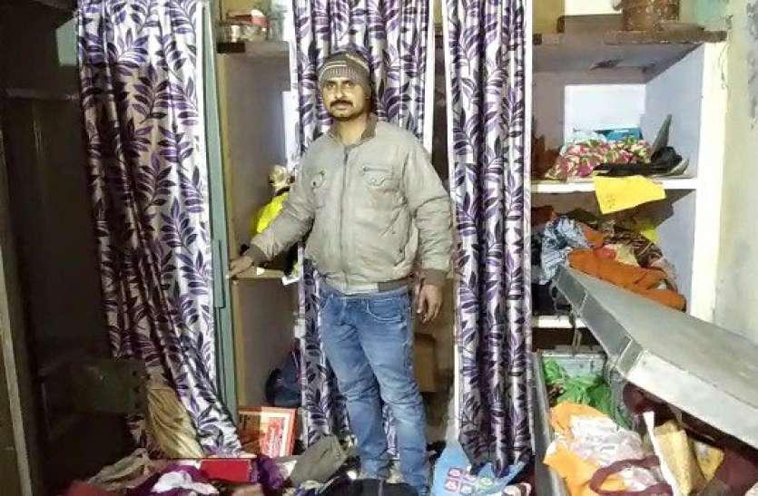 सहारनपुर में दिवाली की रात पुलिस बनकर घर में घुसे बदमाशों ने डाली लाखों की डकैती