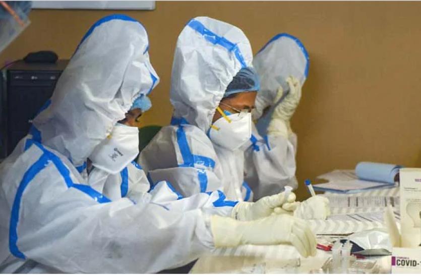 Health Ministry : भारत में प्रति 10 लाख की आबादी पर सबसे कम कोरोना मरीज