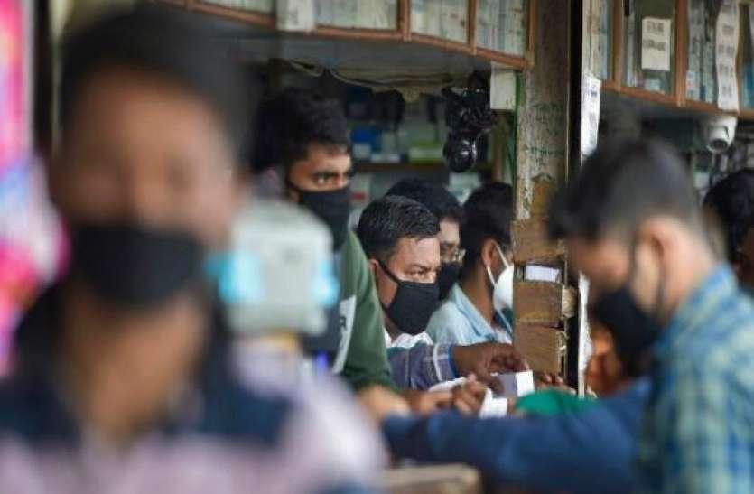 दिल्ली में 'कातिल' कोरोना का कहर, आकंड़े ने 'सर्दी' में दिलाई 'गर्मी' की याद