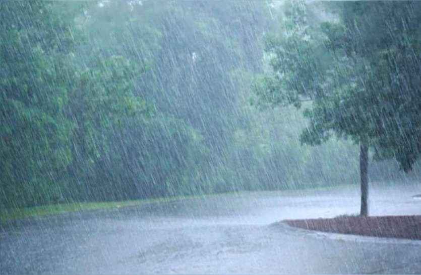 कई जिलों में बारिश तेज हवाओं से बढ़ी ठंड, पश्चिमी विक्षोभ के चलते बदला मौसम