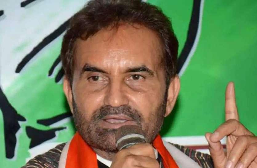 Shivanand Tiwari के बयान पर कांग्रेस का पलटवार, निष्ठा पर उठाए सवाल