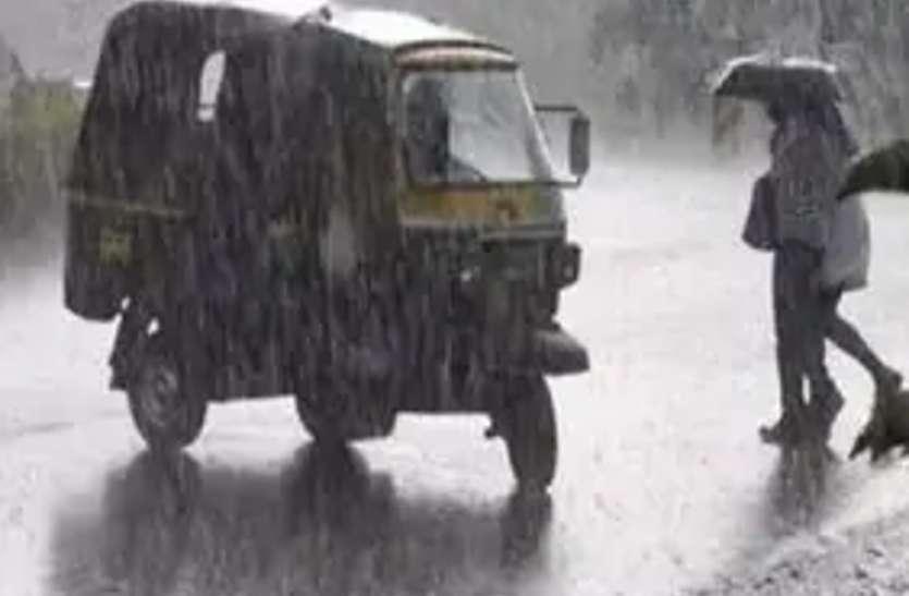 मौसम विभाग का यूपी के इन 24 जिलों में भारी बारिश और ओले गिरने का अलर्ट, तापमान गिरेगा बढ़ेगी ठंड