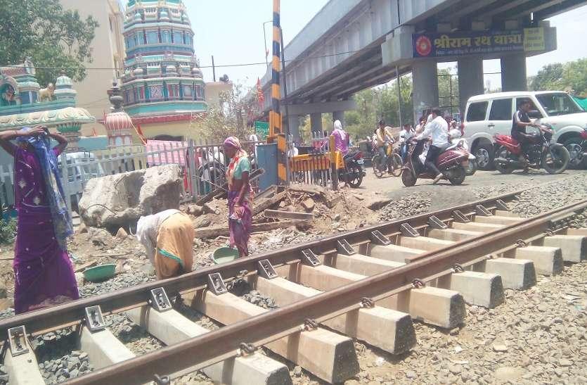 Railway: इस रेल परियोजना के कार्यों ने पकड़ी रफ्तार, जनवरी में पूरा होगा पहला खंड