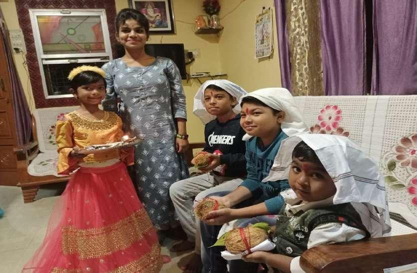 Bhai dooj: भाई के माथे पर तिलकर लगाकर की लंबी उम्र की कामना
