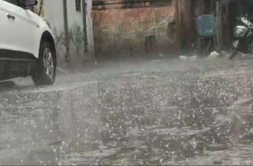 Rajasthan Weather Update: ओला और बारिश ने बढ़ाई ठिठुरन, आज से 4 डिग्री गिरेगा पारा