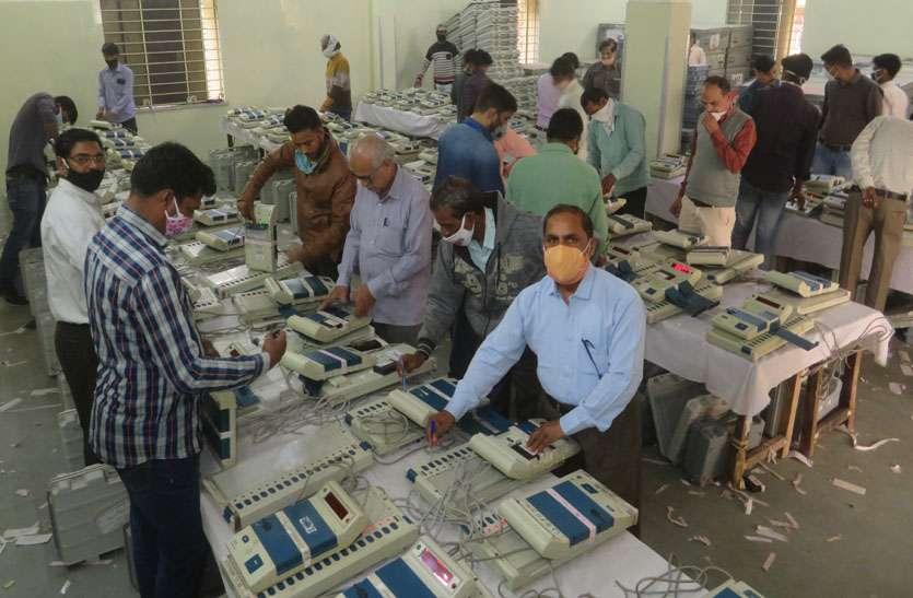 टोंक: जिले में पंचायत चुनाव के लिए 8 लाख मतदाता करेगें मतदान