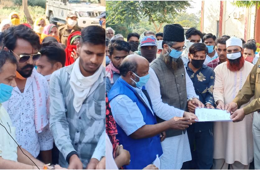 हिंदू समाज- घरों में आग लगाने की मिल रही धमकी, मुस्लिम समाज- खेतों में जाने में लग रहा डर