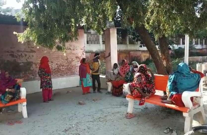 बिजनौर में पति ने मारा थप्पड़, इलाज के दौरान पत्नी की मौत