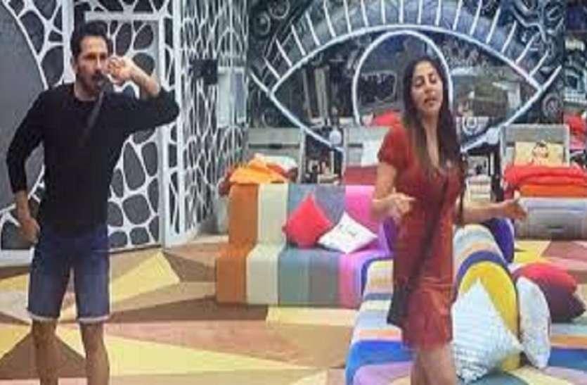 Bigg Boss 14: अभिनव शुक्ला ने की निक्की तंबोली की एक्टिंग, जान कुमार सानू देखकर रह गए हैरान