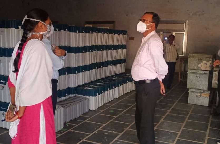 छपारा व केवलारी में होगा नगर परिषद का चुनाव, मतदाता सूची का वार्षिक पुनरीक्षण कार्यक्रम प्रारंभ