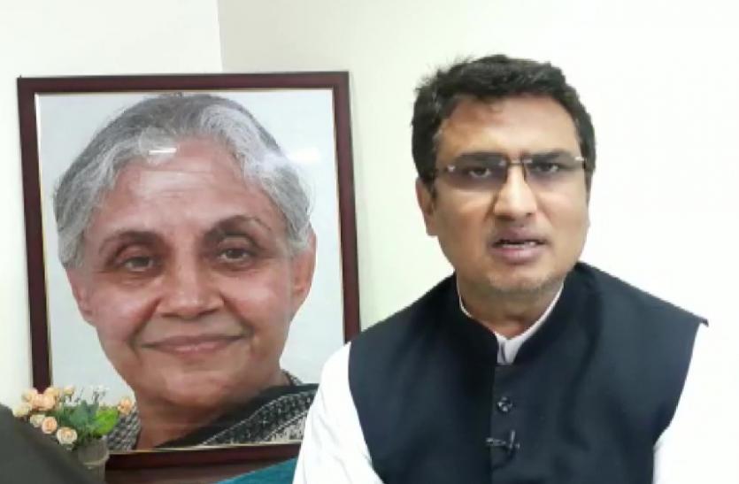कांग्रेस नेता अनिल चौधरी ने केजरीवाल से फैसला वापस लेने की मांग की, फेस मास्क पर जुर्माने से बढ़ेगा भ्रष्टाचार
