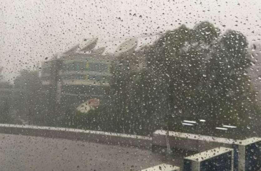 पूर्वांचल में भारी बारिश का अनुमान, 21 नवंबर से बदलेगा मौसम