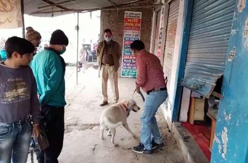 सर्दी शुरू होते ही सुहागनगरी में बढ़ी चोरी की घटनाएं, ज्वैलर्स की दुकान का शटर काटकर चोरी