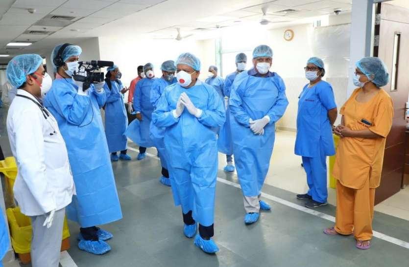 पहल: जान गंवाने वाले कोरोना योद्धाओं के बच्चों के लिए मेडिकल में पांच सीटें आरक्षित