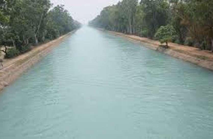 बीबीएमबी ने नहीं बढ़ाया राजस्थान का शेयर, मावठ से ही सुलझेगा नहरी पानी का गणित