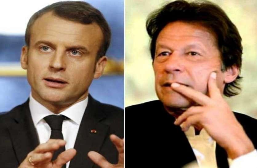 फ्रांस ने इमरान खान को दिया करारा झटका, पाकिस्तानी मिराज जेट और पनडुब्बी को अपग्रेड करने से किया इनकार