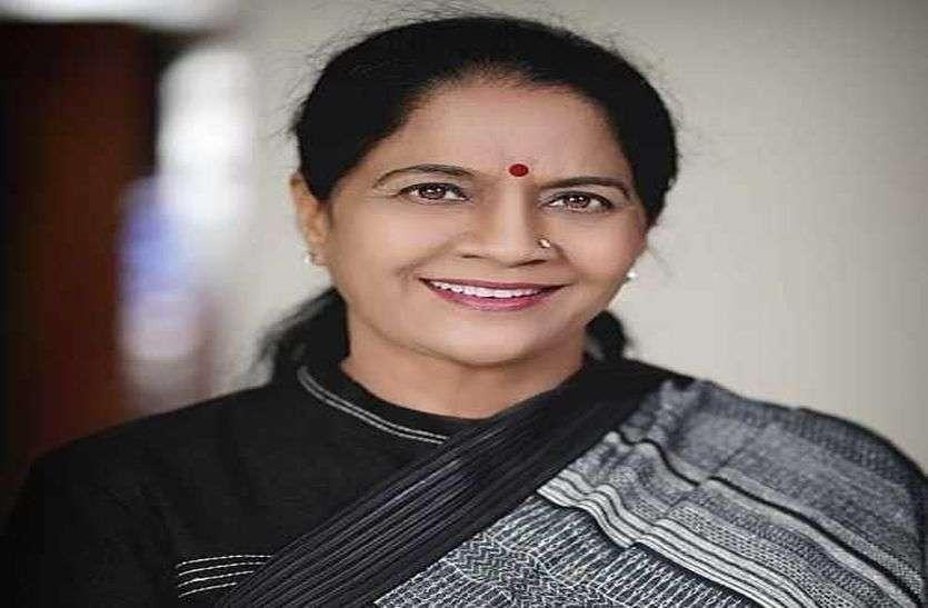 बुहाना की पहली महिला प्रधान जो बनी पहली महिला सांसद