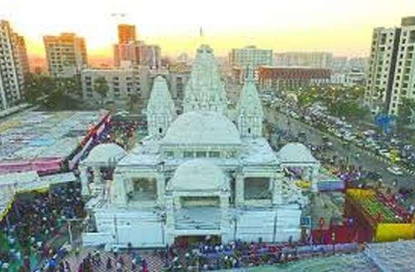 SURAT NEWS: श्रीश्याम मंदिर, सूरतधाम में दर्शन के समय में बदलाव