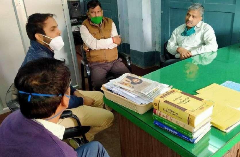 छात्रवृत्ति में कमीशन खोरी करने वाले तीन ई-मित्रा संचालक व ऑपरेटर सहित चार आरोपी जेल भेजे