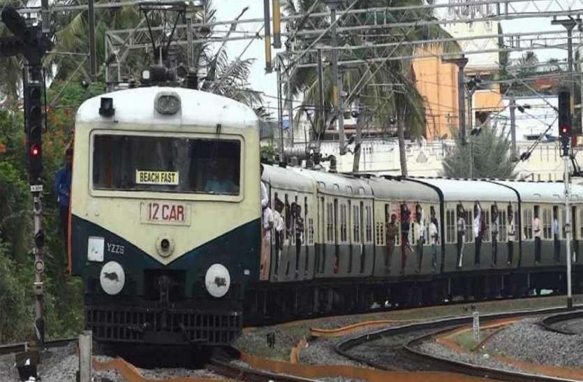 अच्छी खबर: पीक-ऑवर' छोडकऱ चेन्नई स्पेशल लोकल ट्रेनों में सफर कर सकेंगी महिलाएं
