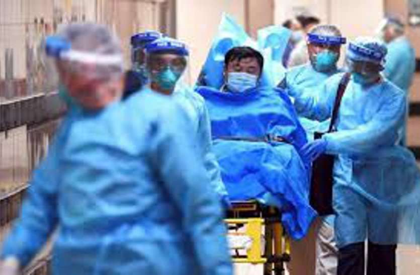 Corona : केन्द्रीय टीम ने एसवीपी अस्पताल का दौरा किया