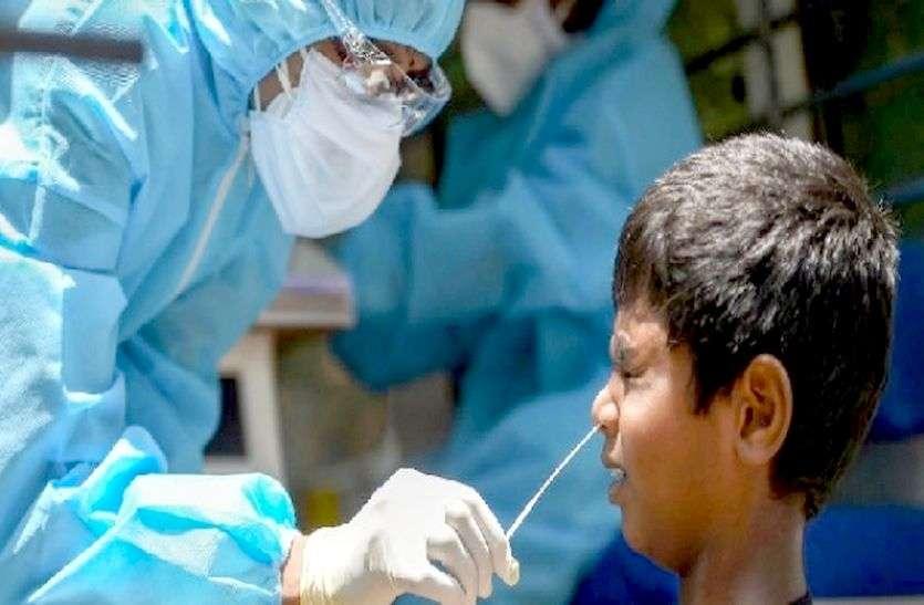 पाली जिले में मिले 84 पॉजिटिव, 36 जनों को किया डिस्चार्ज