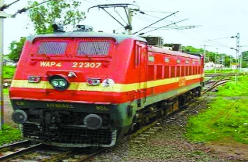 खत्म हुआ लोगों का इंतजार: इलेक्ट्रिक ट्रैक पर जयपुर से जल्द फर्राटा भरेंगी ट्रेन और मालगाड़ी