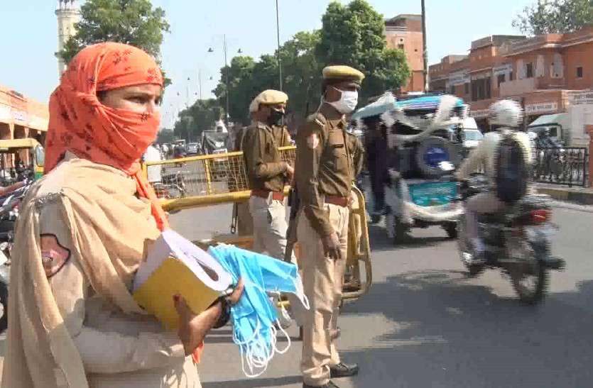 जयपुर में धारा 144 लागू, पांच से अधिक लोग समूह में नहीं हो सकेंगे एकत्र