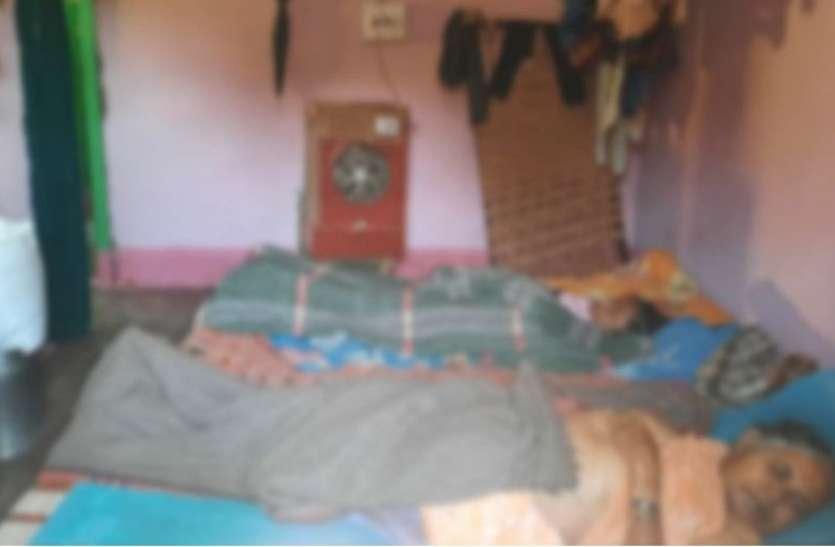 केंद्री सामूहिक मौत : 40 मिनट तक बिजी रहने का मिला मोबाइल रिकॉर्ड, पति के गुस्से की आशंका