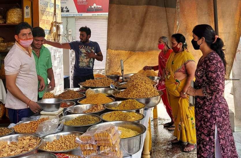 भीलवाड़ा की नमकीन की महक मुम्बई तक छाई