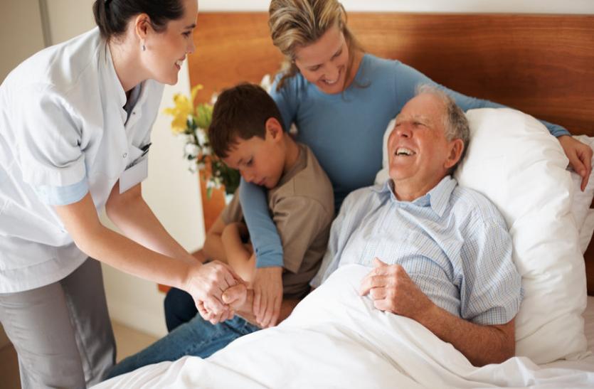 ...ताकि दर्द से मिले छुटकारा और कैंसर के मरीज की सम्मानजनक हो मौत