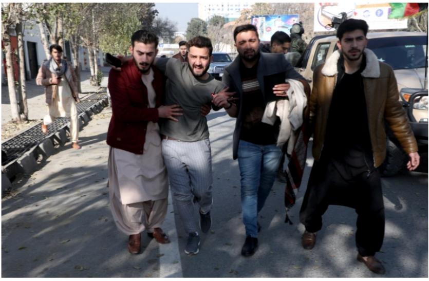 Afghanistan: एक के बाद एक 14 सीरियल धमाकों से दहला काबुल, अब तक 6 की मौत