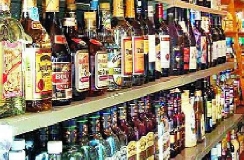 आबकारी व पुलिस ही बंधी के लिए पनपा रही शराब माफिया!
