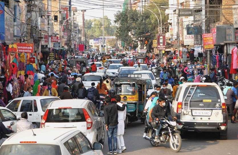 श्रीगंगानगर में आज से पन्द्रह दिनों का विशेष अभियान, मास्क नहीं पहनने पर वसूला जाएगा अब 500 रुपए का जुर्माना