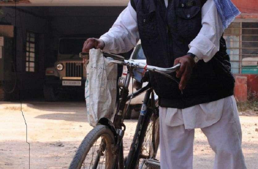 श्रीगंगानगर में जूतियां घिसी और फिर भी नहीं मिली पेंशन