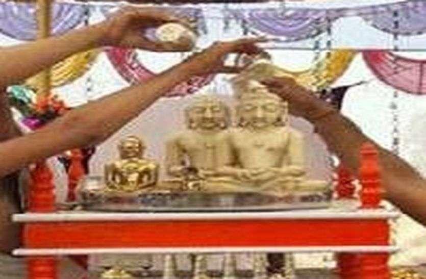 यहां जैन मंदिर में होगा वेदी प्रतिष्ठा महोत्सव