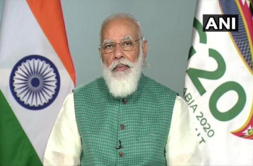 PM मोदी बोले- भारत ने कम कार्बन और जलवायु-अनुकूल विकास परंपराओं को अपनाया