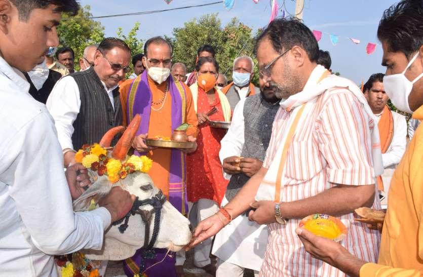 गो मंत्रालय से गायों के संवर्धन को मिलेगी नई दिशा-लक्ष्मीकांत