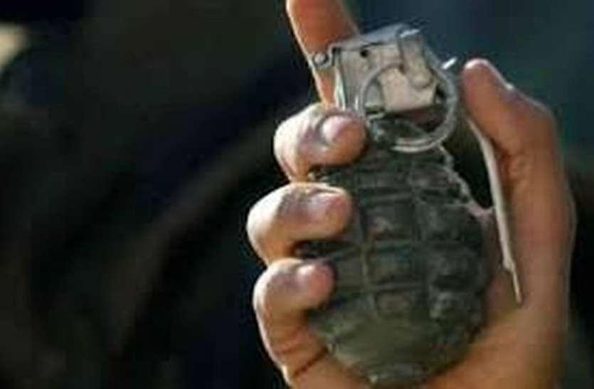 ATTACK : हैंड ग्रेनेड से हमला करने वाले दो को एसओजी ने पकड़ा