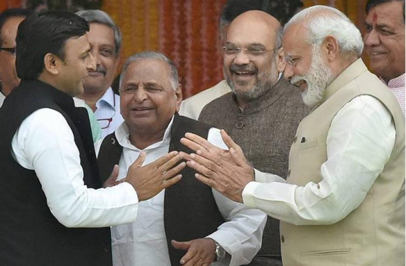 पीएम मोदी ने मुलायम सिंह यादव को दी जन्मदिन पर बधाई, बताया किसानों का हितैषी