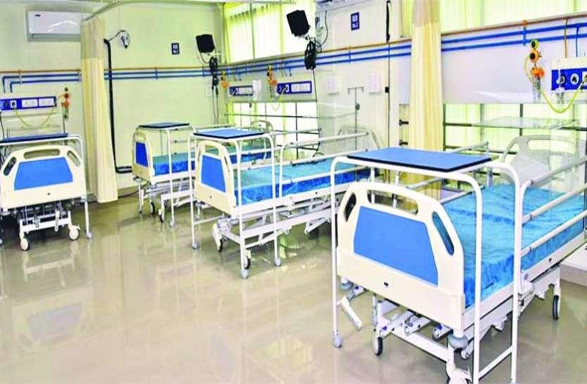 नवम्बर के 19 दिन में 571 की मौत, इनमें 212 मरीजों की आईसीयू में