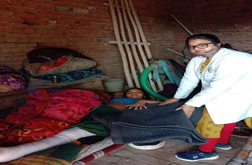 सुनीता की मदद को उठे हाथ, प्रशासनिक सहायता का इंतजार