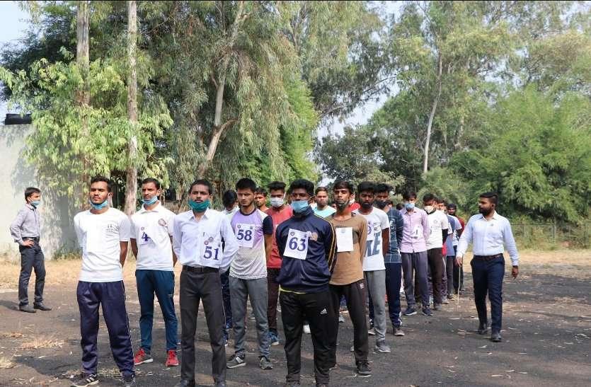 गणतंत्र दिवस परेड 2021 के लिए पूर्व गणतंत्र दिवस परेड शिविर 2020 (मध्य क्षेत्र) 25 नवंबर से 4 दिसंबर तक आगरा में आयोजित होने वाला है, इस चयन शिविर में मध्य प्रदेश से 20 छात्र व 20 छात्राओं सहित छह राज
