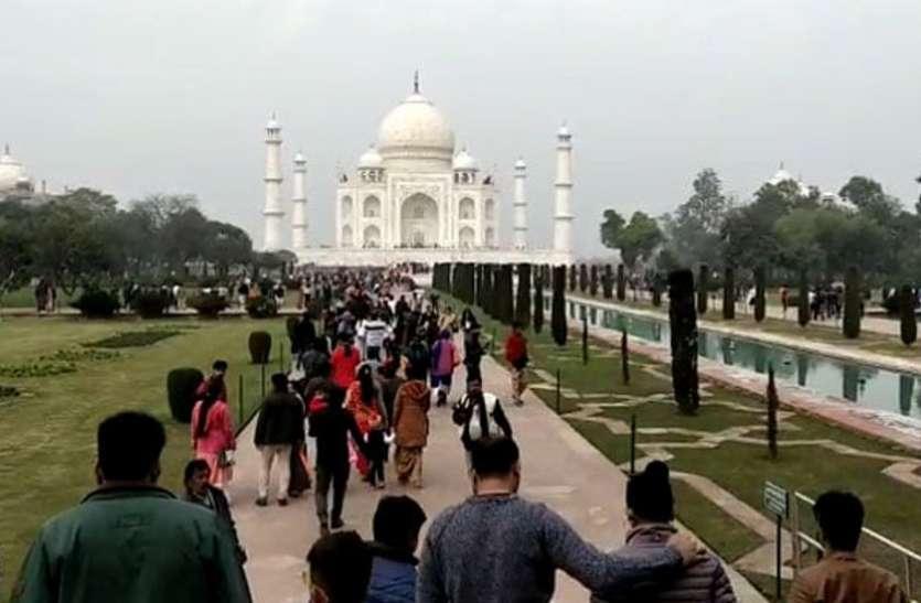 बदलाव : अब ताजमहल के दीदार के लिए एक बार में पांच ही टिकट बुक करा सकेंगे सैलानी