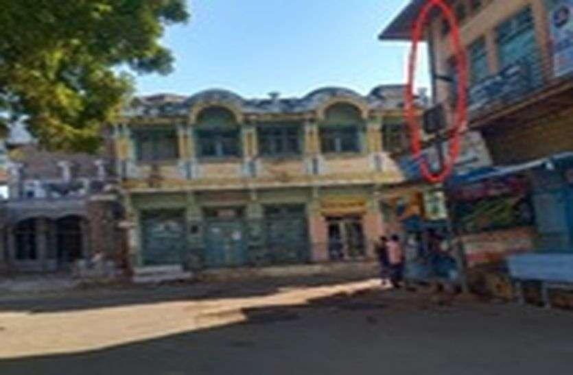 चुनावी सभाओं से गुलजार रहता था तखतगढ़ चौहटा, अब छाई है वीरानी